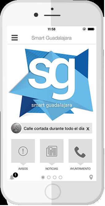 app smart guadalajara