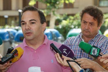 Jaime Carnicero presenta las nuevas inversiones en materia de limpieza