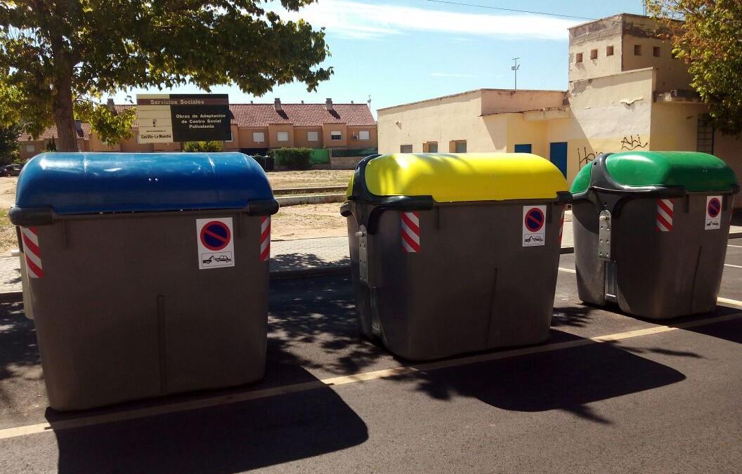 ¿Harto de que el camión de la basura le desvele? Guadalajara estrena contenedores más silenciosos