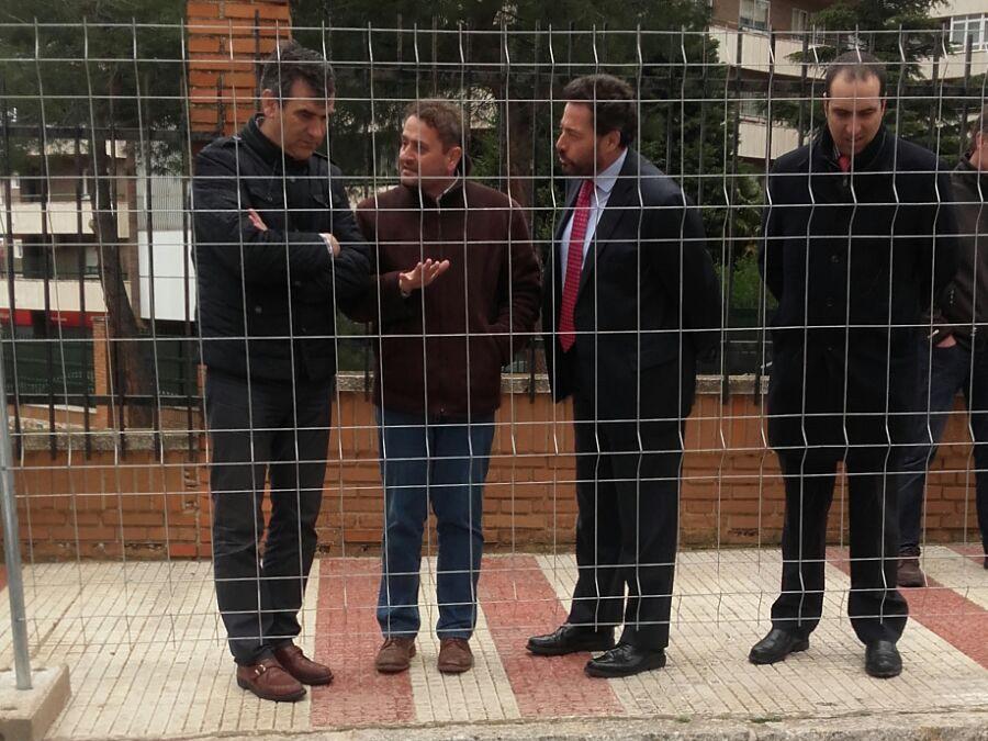 El Ayuntamiento instala 55 nuevos soterrados más sostenibles, limpios y  accesibles