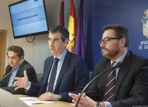 Presentación de los avances tecnológicos introducidos en el servicio de limpieza y recogida de residuos sólidos urbanos, Antonio Gutiérrez, director general de Valoriza